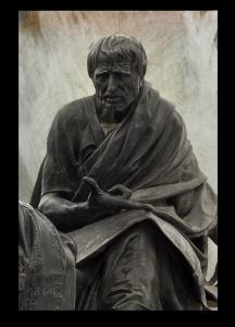 루키우스 안나이우스 세네카(Lucius Annaeus Seneca, 기원전 4년 ~ 65년 4월)는 고대 로마 제국 시대의 정치인, 사상가, 문학자