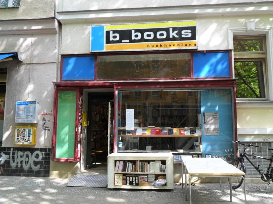 발리바르와 오토 볼프의 대담이 열린 b_books