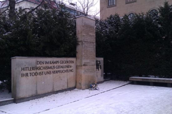 훔볼트 대학교의 나치 희생자 추모비