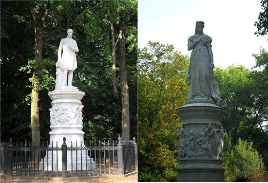 프리드리히 빌헬름 3세와 루이제 왕비