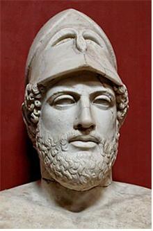 페리클레스(Perikles 기원전 495-429)