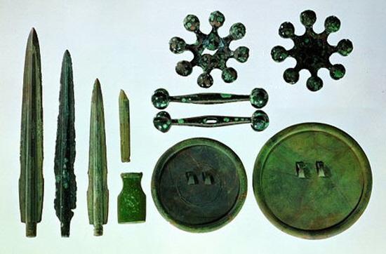 고조선 관련 유물/ 출처: www.koreaikultura.hu